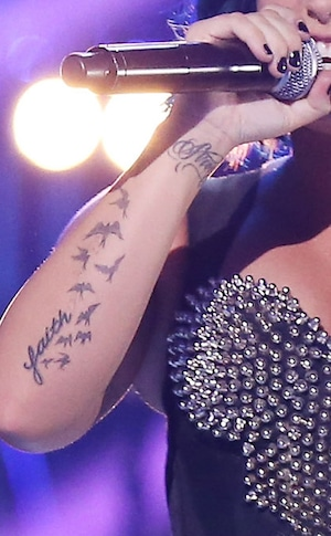 Guess The Celeb Tattoo