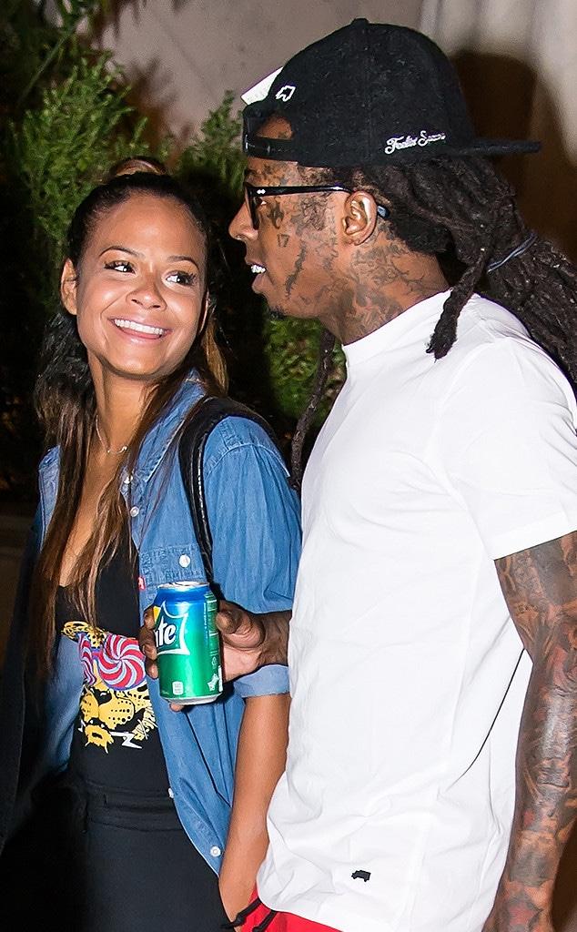 Lil Wayne, Christina Milian