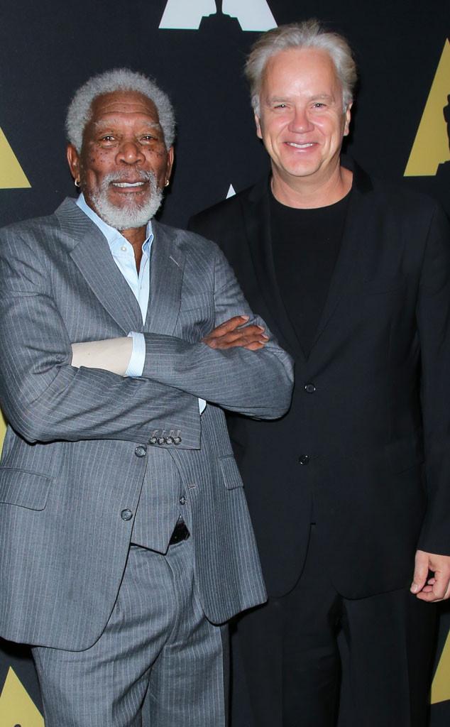 Morgan Freeman, Tim Robbins, Shawshank Redemption