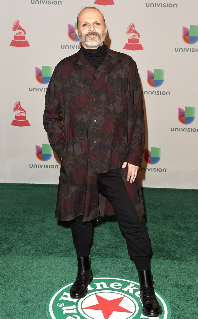 Miguel Bose, Latin Grammy Awards