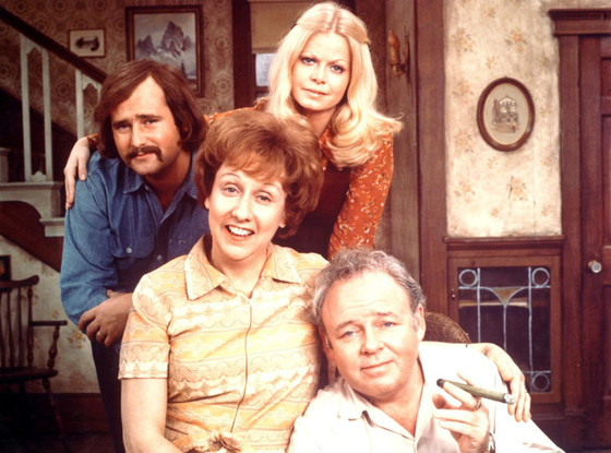 Image result for ALL IN THE FAMILY