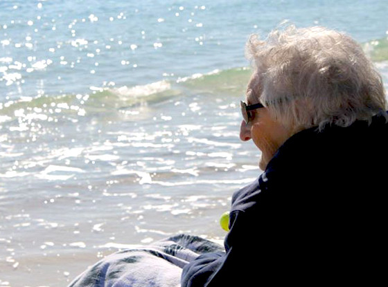 Ruth Holt, 100 Year Journey To The Beach