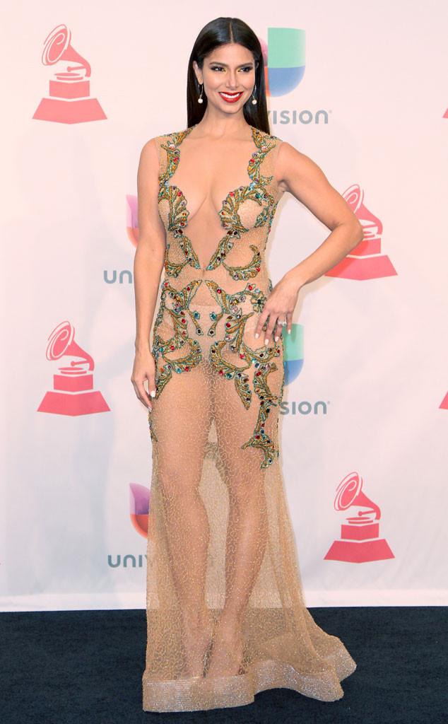 Roselyn Sanchez. Latin Grammy Awards