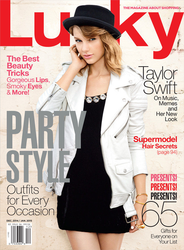 Taylor Swift, Lucky Magazine