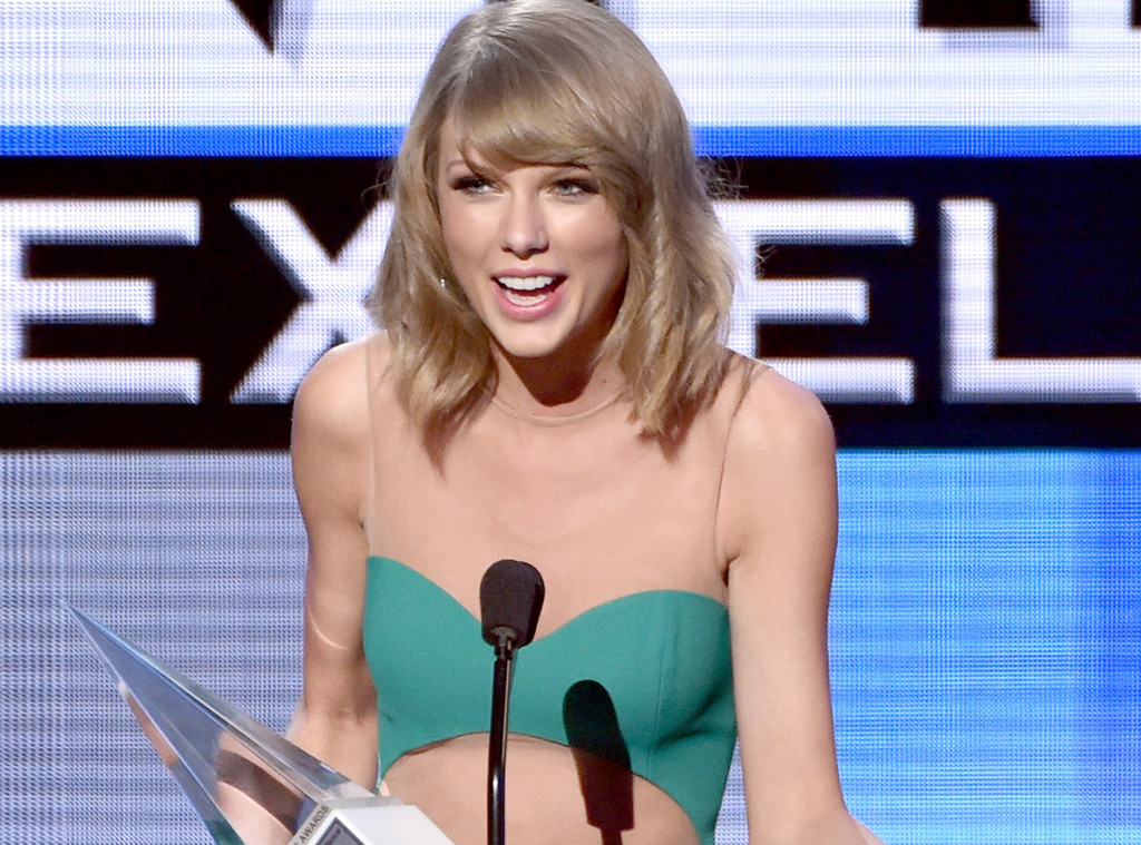 Taylor Swift, American Music Awards 2014