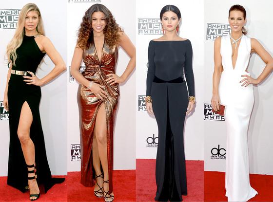 Best Dressed, American Music Awards 2014