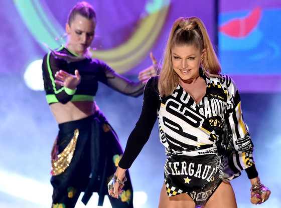 Fergie, American Music Awards 2014