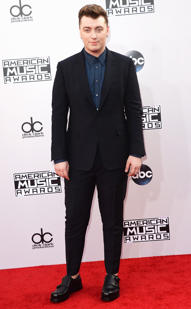 Sam Smith, American Music Awards 2014