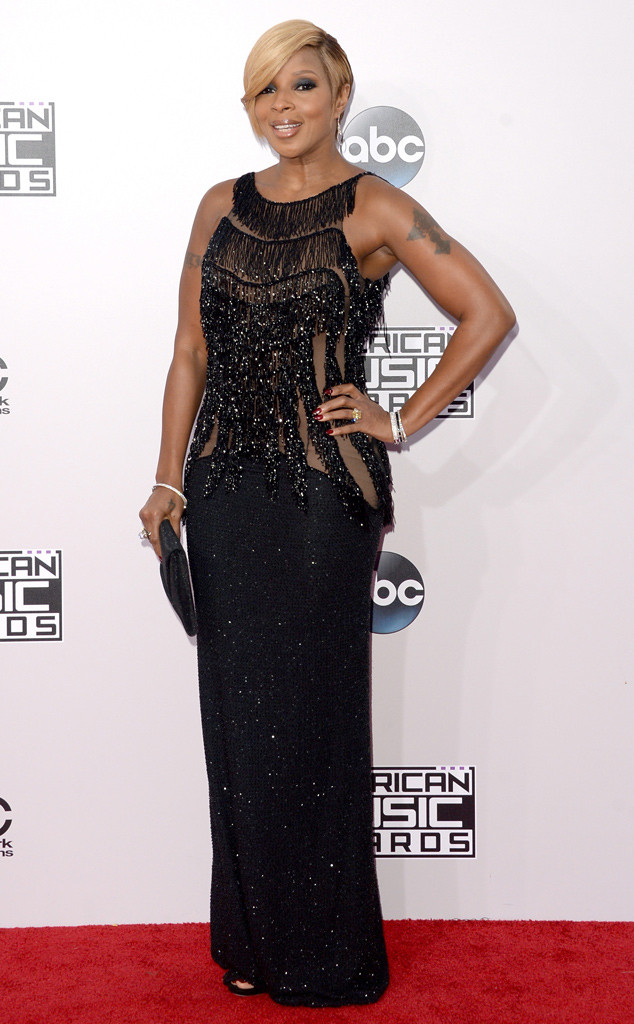 Mary J. Blige, American Music Awards 2014