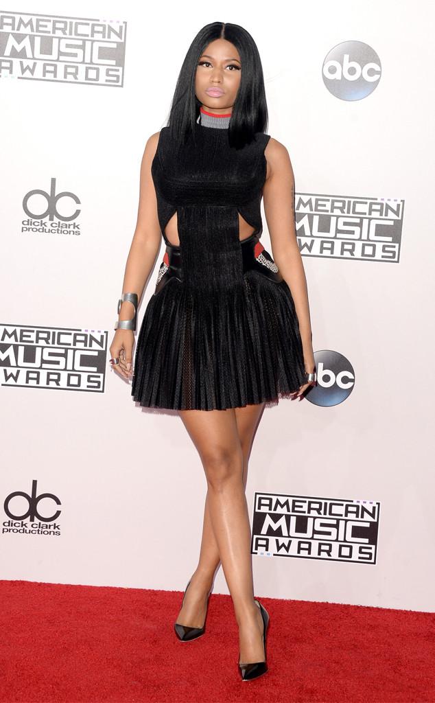 Nicki Minaj, American Music Awards 2014