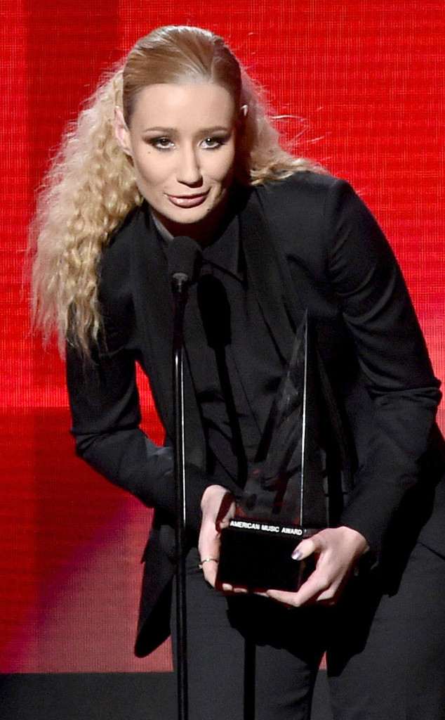 Iggy Azalea, American Music Awards 2014