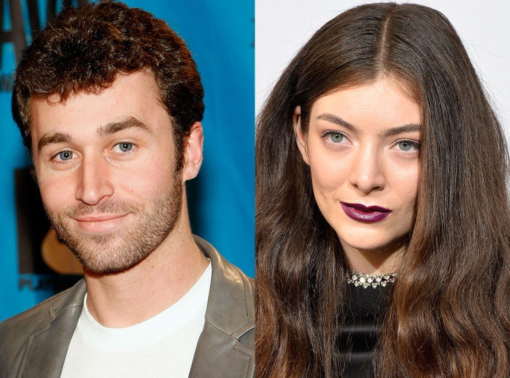 James Deen, Lorde