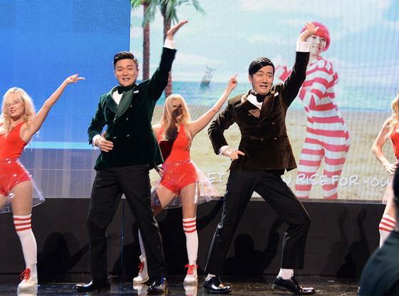 Xiao Yang, Wang Taili, Chopstick Brothers, AMA's