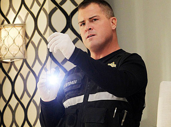 George Eads, CSI
