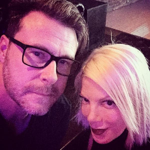 Tori Spelling, Dean McDermott, Instagram