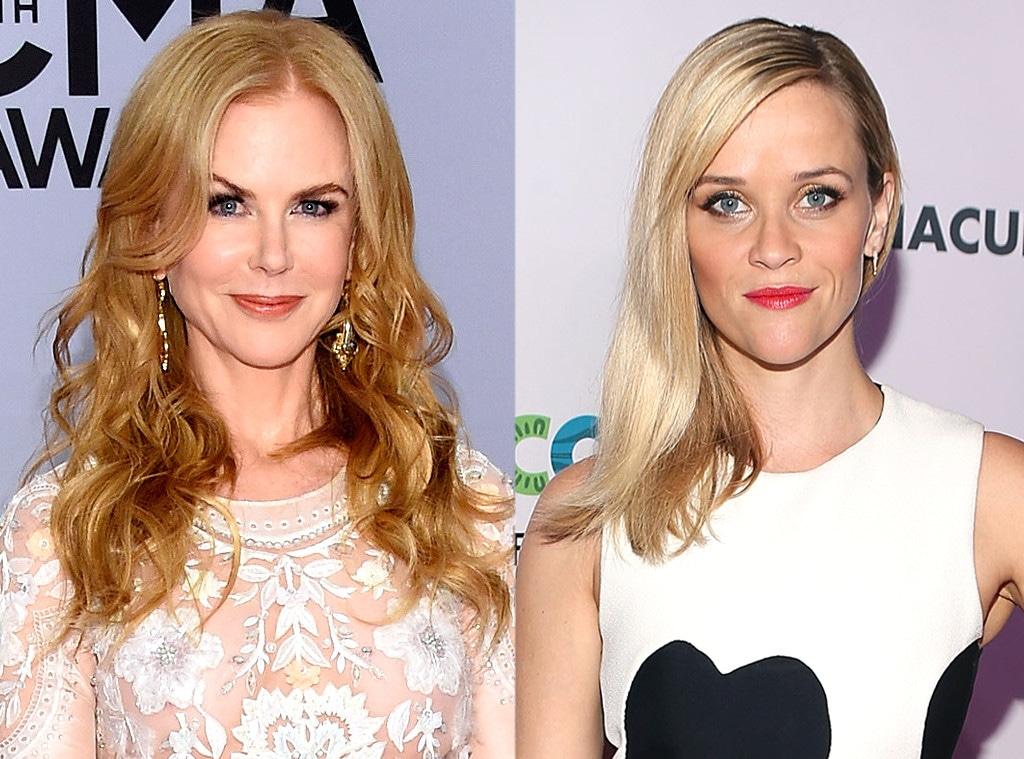 Nicole Kidman, Reese Witherspoon
