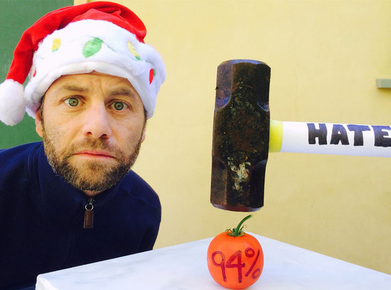 Saving Christmas, Kirk Cameron