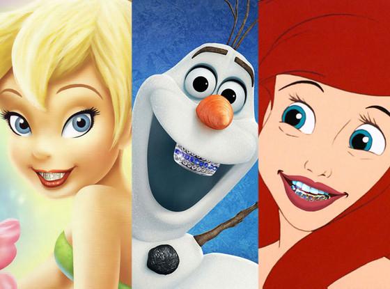 Disney Stars with Grills