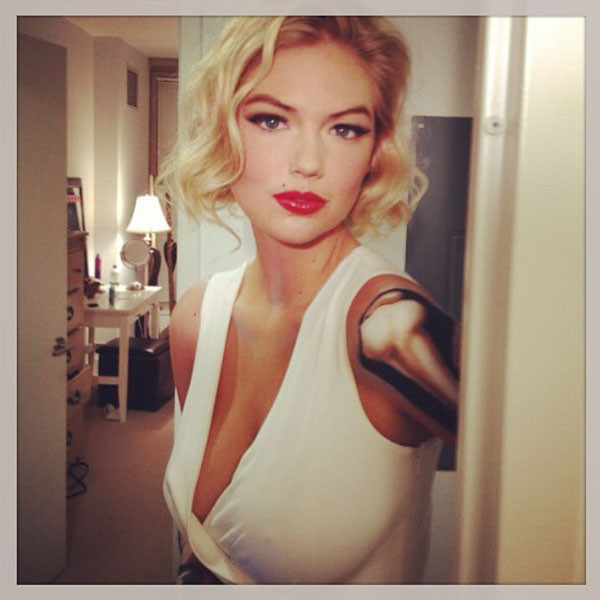 Kate Upton Cuts Her Hair a Few Inches Shorter, Embraces ...