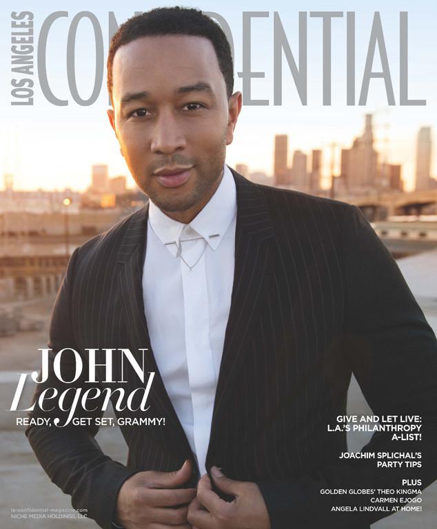 John Legend, Los Angeles Confidential