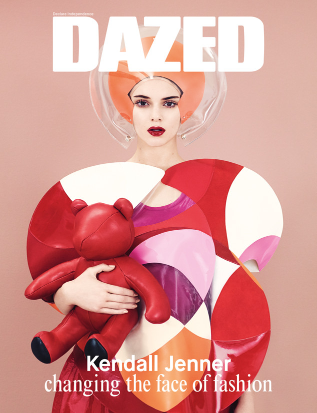 Kendall Jenner, Dazed Magazine