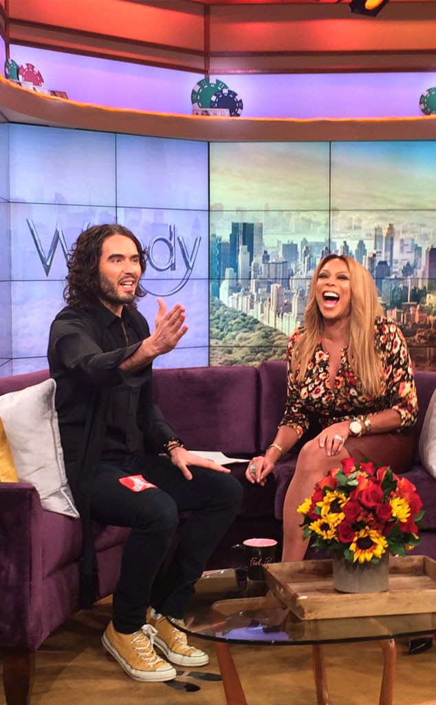 Russell Brand, Wendy Williams Show