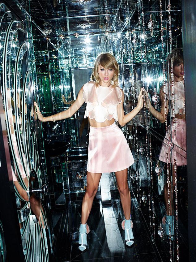 Taylor Swift, ASOS Magazine