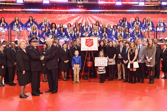 124th Red Kettle Campaign