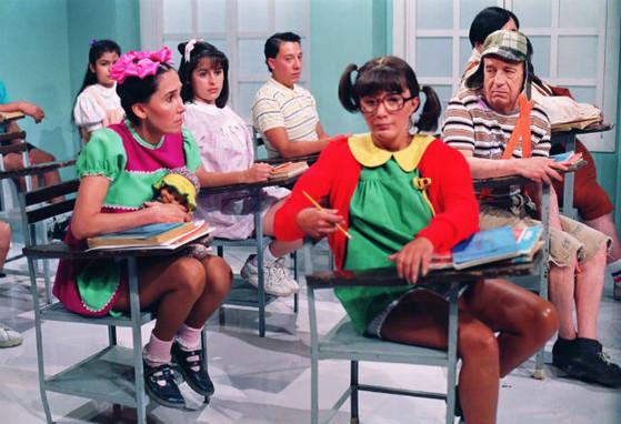 Os melhores clipes musicais do seriado Chaves