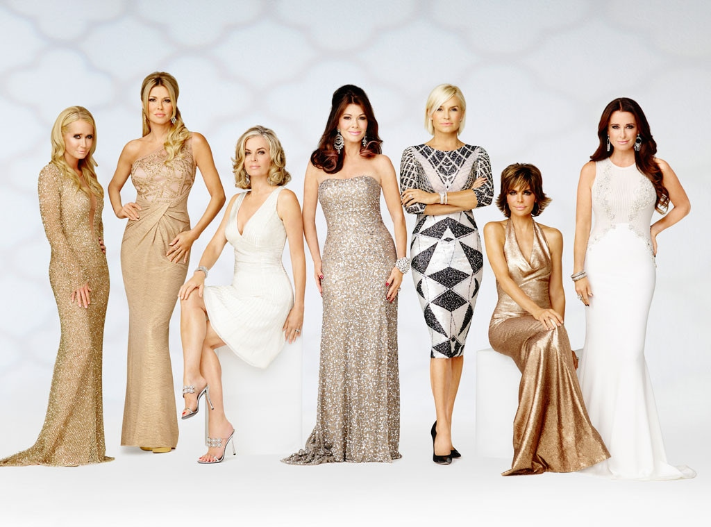 THE REAL HOUSEWIVES OF BEVERLY HILLS, Season 5, Cast