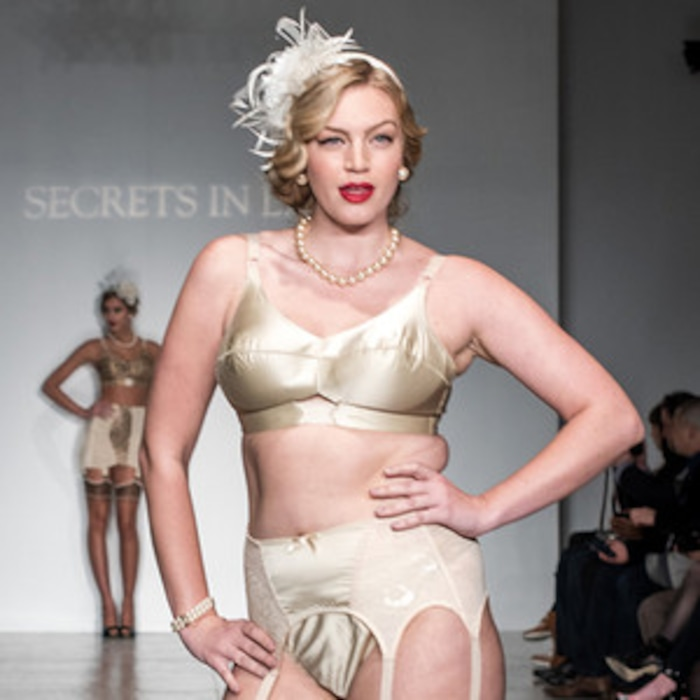 1452bc1f5 This Anti-Victoria s Secret Runway Show Celebrates Real  Perfect Bodies  of  All Sizes—See the Pics!
