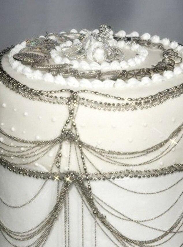 Priciest Desserts Ever, Platinum Cake