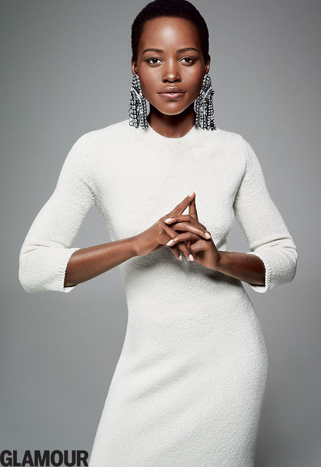 Lupita Nyong'o, Glamour's Woman of the Year, December