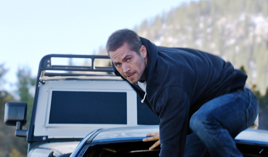 Furious 7, Paul Walker