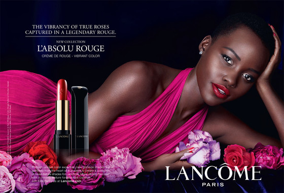 Lupita Nyong'o, Lancome