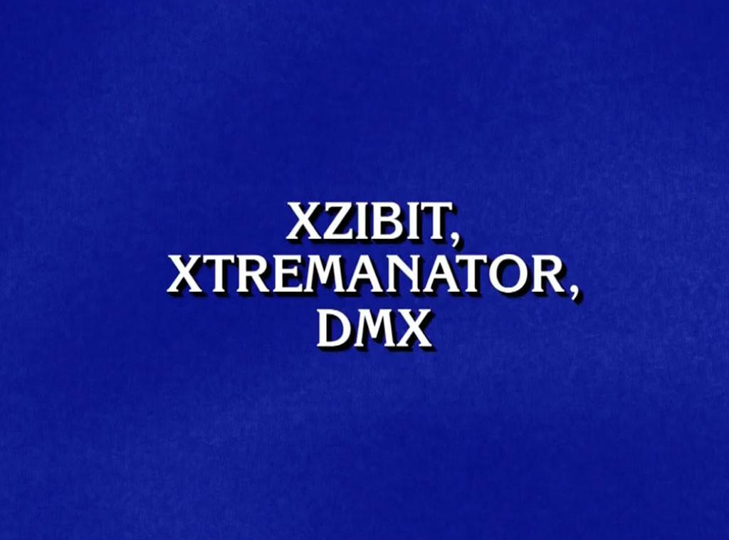 Jeopardy, fake rapper names