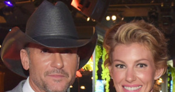 Friday Night Lights Fun With Tim Mcgraw Faith Hill And
