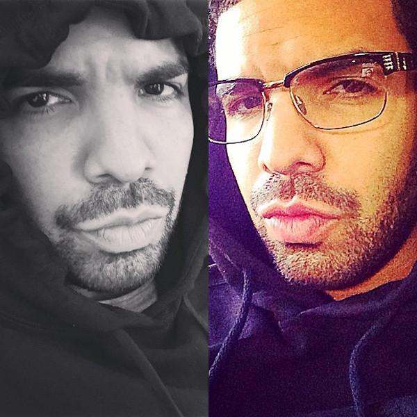Drake's Sulky Selfies