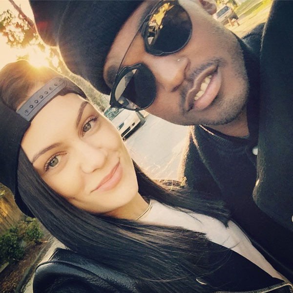 Jessie J, Luke James