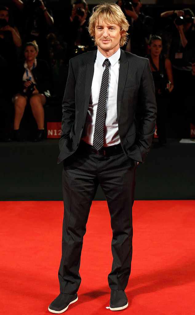 Owen Wilson, hot or not