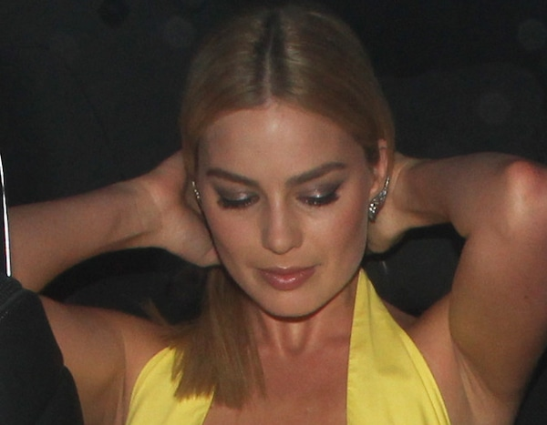 margot robbie from celeb nip slips e news
