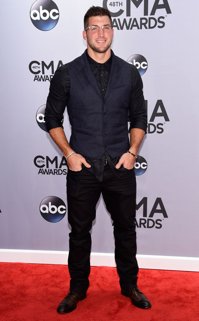 Tim Tebow, CMA Awards