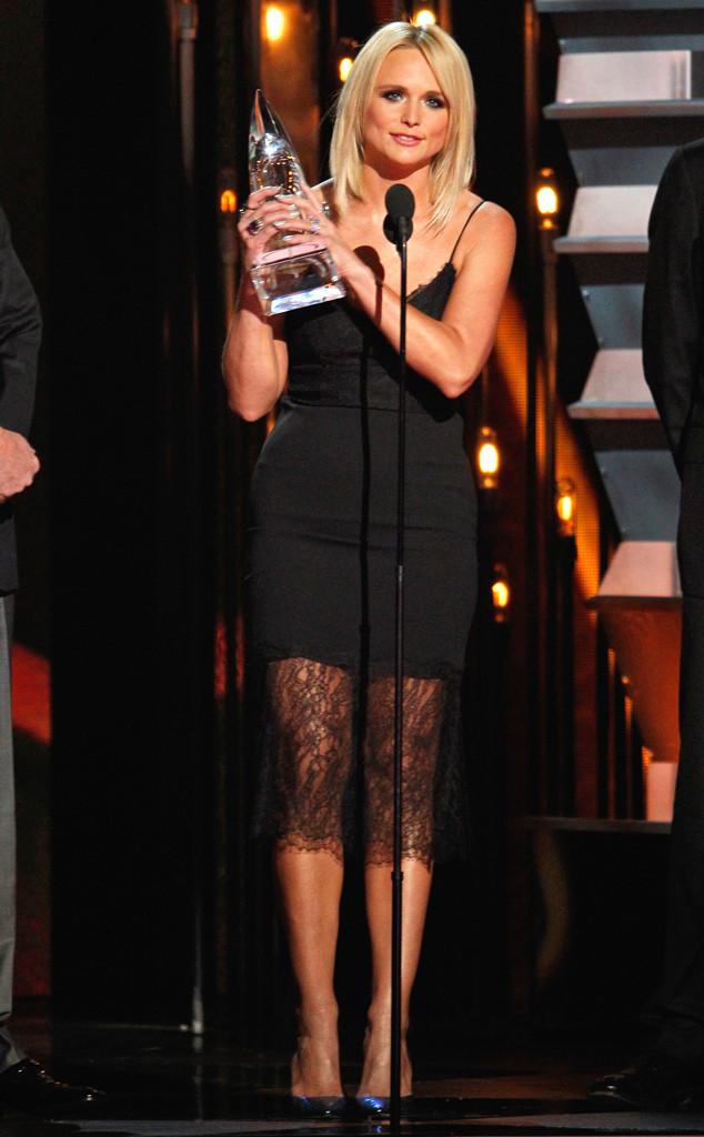 Miranda Lampert, CMA Awards