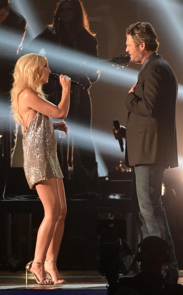 Ashley Monroe, Blake Shelton, CMA Awards