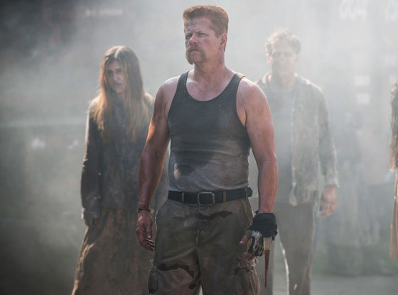 Michael Cudlitz, The Walking Dead