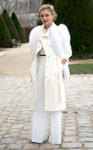 Paris Fashion Week, Street Style, Coats