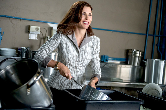 Julianna Margulies, The Good Wife