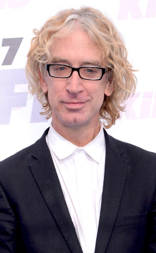 Andy Dick Arrested on Suspicion of Felony Grand Theft in ...