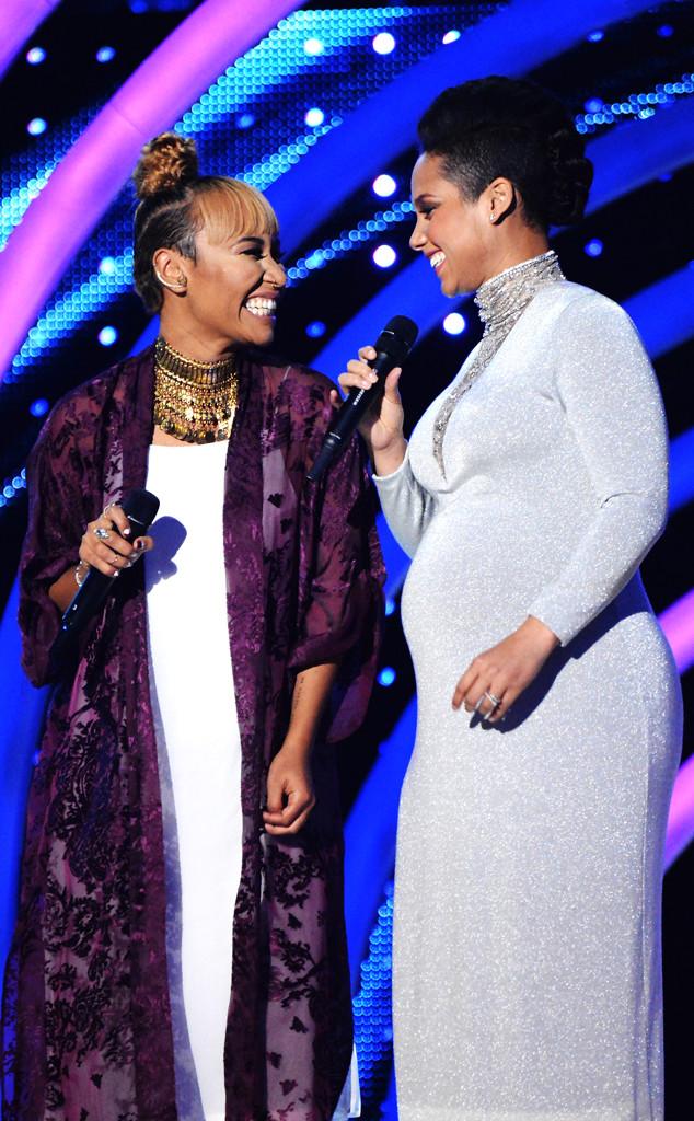 Emeli Sande, Alicia Keys , MTV EMA's 2014