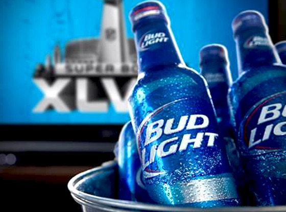 Super Bowl Party Must Haves, Bud Light